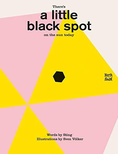 a little black spot