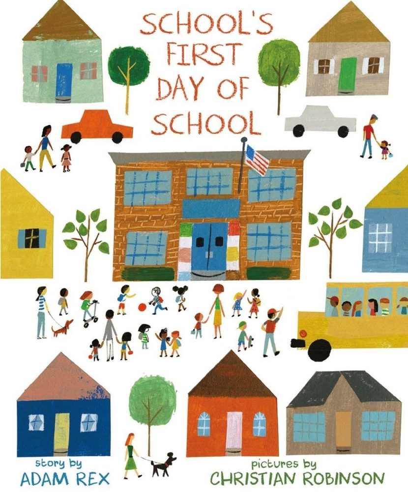 schools first day of school